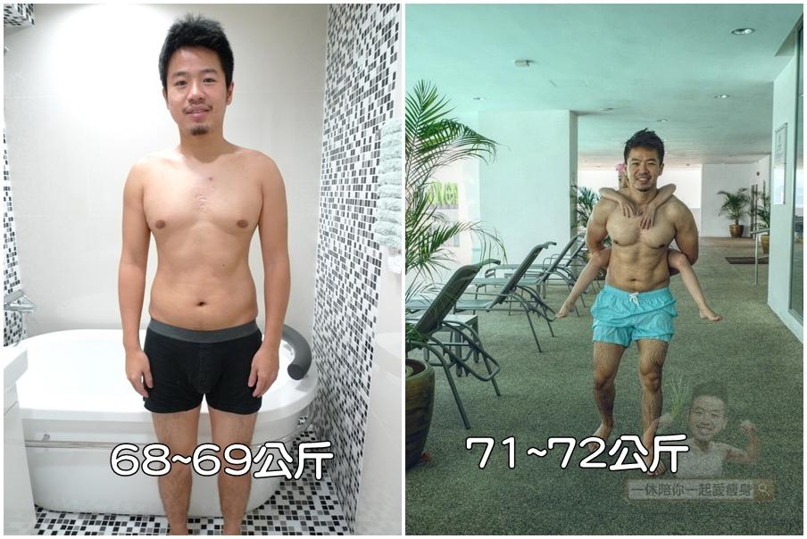 減肥前後85
