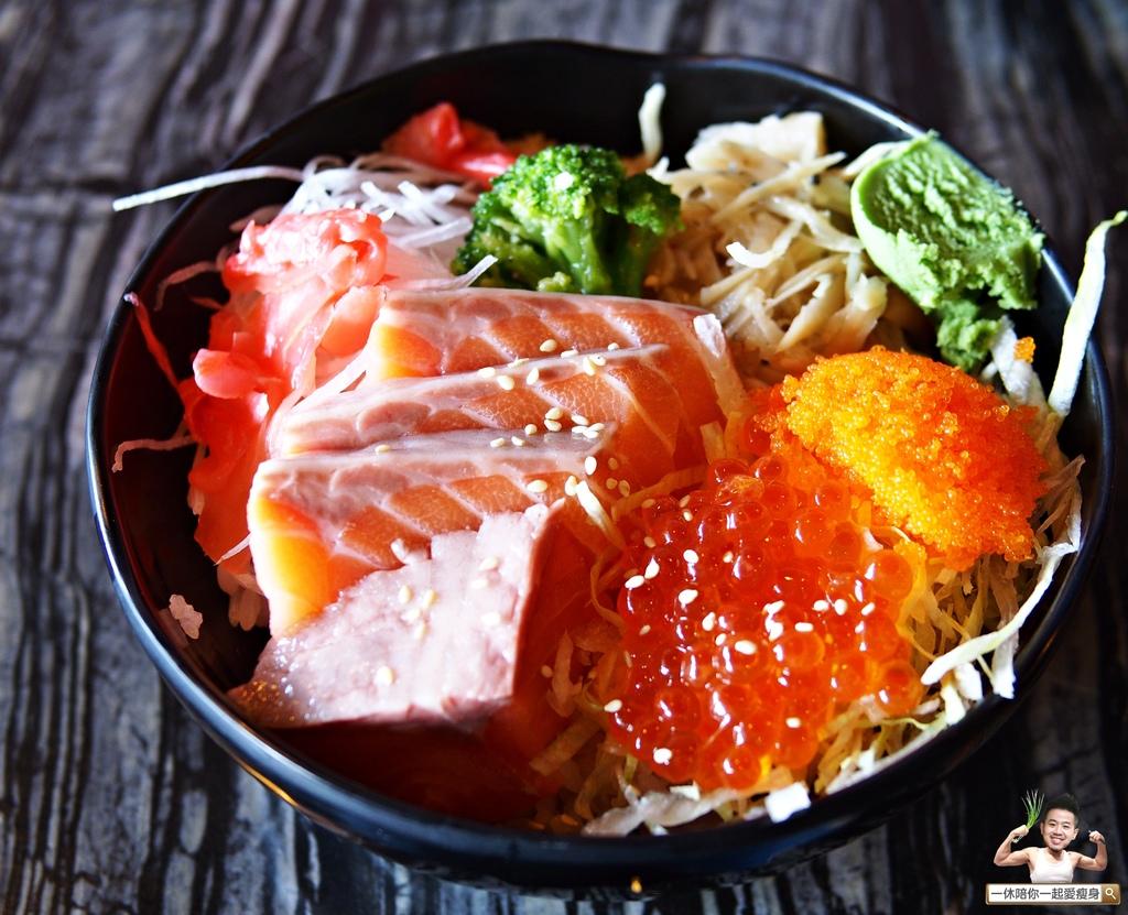 90天part2-day001-鮭魚親子丼.JPG