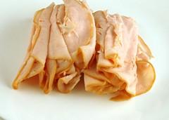 200 Calories of Sliced Smoked Turkey