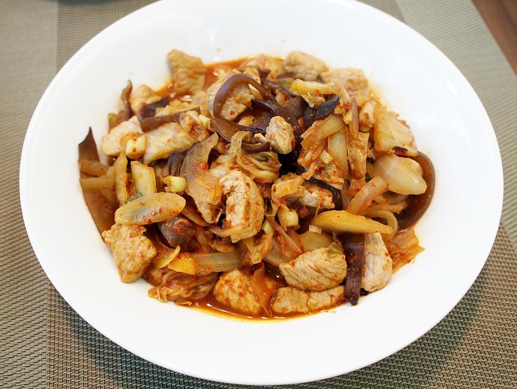 day019-午餐-泡菜炒豬肉.JPG