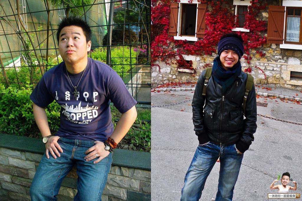 減肥前後52